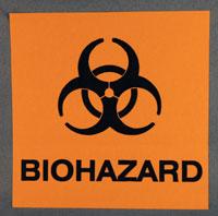 biohaz labels